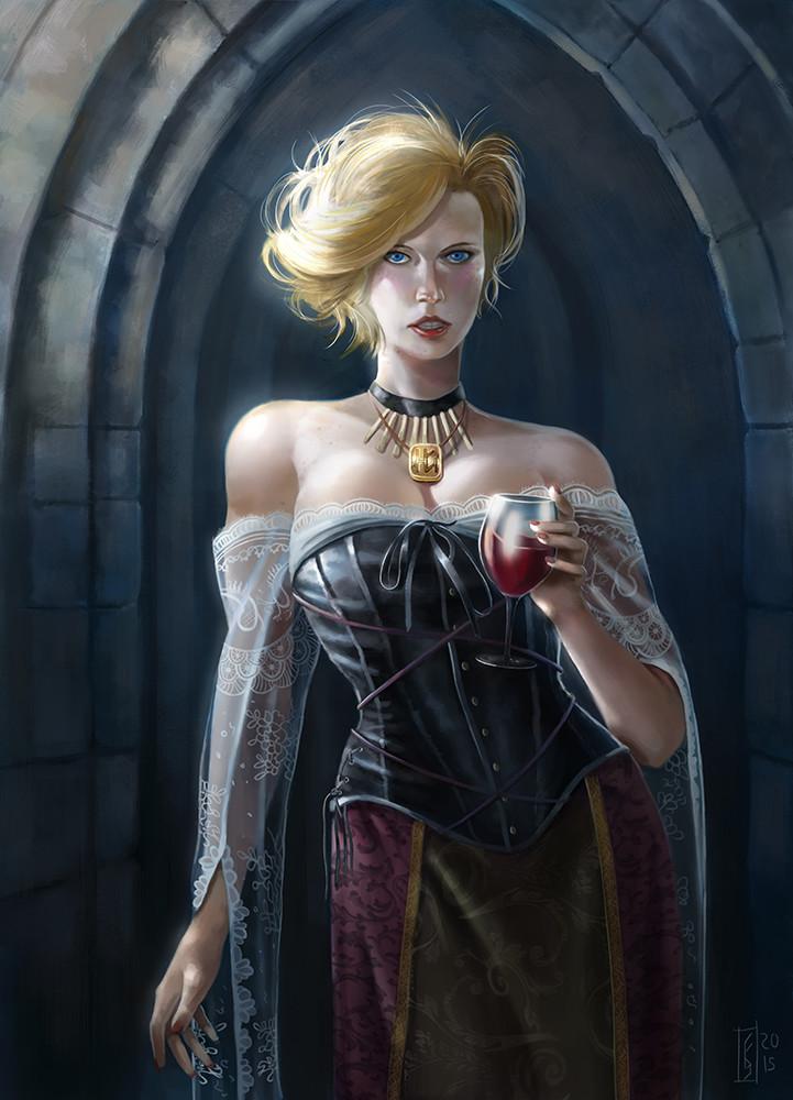Фантастические принцессы